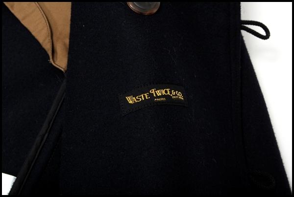 10月5日に値下げ WASTE TWICEウエストトゥワイス マウンテンコートPコート MJKA30817ネイビー402点以上同時購入で送料無料DM151202j5ARc3Lq4
