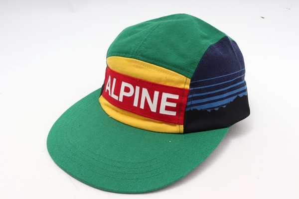 THE ROHE PROJECTザ ローエプロジェクト POLO ALPINE HATキャップ【MHWA53140】【グリーン】【】【中古】【2点以上同時購入で送料無料】【【DM190306】】