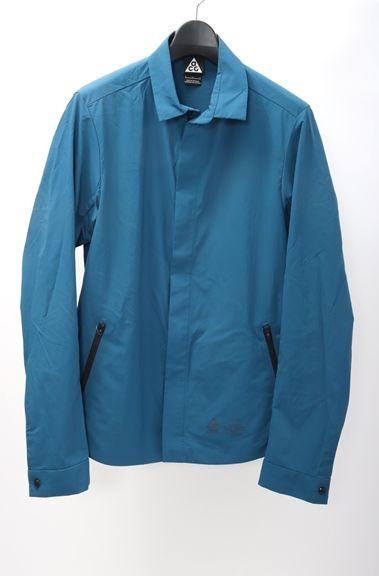 ナイキラボNIKE LAB ACG TECH SHIRTテックシャツ【MSHA47944】【ブルー】【S】【中古】【2点以上同時購入で送料無料】【DM180526】