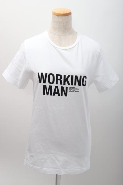 ふるさと割 RON DORFF AP STUDIO アパルトモンL'Appartement 購入Tシャツ 中古 DM190817 LTSA57257 S 2点以上同時購入で送料無料 販売 白