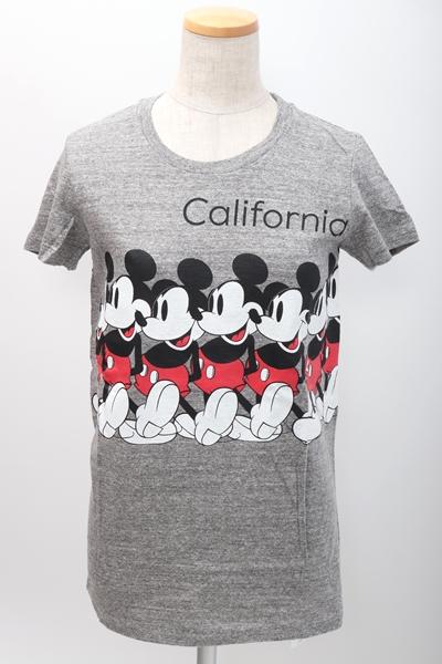 【8月22日に値下げ】ジャクソンマティスJACKSON MATISSE ×ディズニー 加工 ミッキーTシャツ新品【LTSA54062】【グレー】【XS】【未使用】【2点以上同時購入で送料無料】【DM190730】