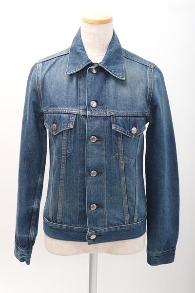 【2月1日に値下げ】HYKEハイク Denim jacket type3 デニムジャケット Gジャン【LJKA56369】【インディゴウォッシュ】【1】【中古】【2点以上同時購入で送料無料】【DM【DM190522】】