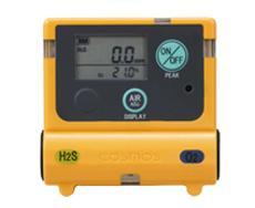 新コスモス電機 酸素 硫化水素計 隔膜ガルバニ電池式 定電位電解式 XOS-2200