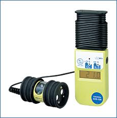 新コスモス電機 酸素 硫化水素濃度計 隔膜ガルバニ電池式 定電位電解式 XOS-326
