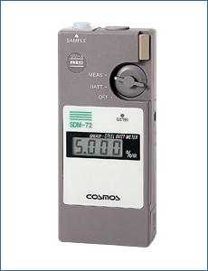 新コスモス電機 ポータブル型 グリース鉄粉濃度計 SDM-72