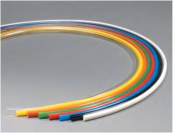 アオイ プラスチックチューブ ソフトウレタンチューブ U-9206-4-100M