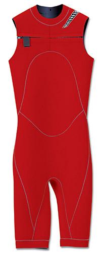 BIARMS 【送料無料】 ショートジョン 波乗り用スーツ こだわり生地使用マイクロフェザー スーパードレインMAX 伸縮性、発熱素材で選ぶ ウエットスーツ ダイビング シュノーケリング サーフィン ボディボード メンズ レディース