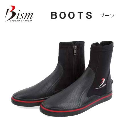 Bism ビーイズム ブーツ BOOTS AB3100 ダイビング 軽器材 3ミリクロロプレン素材 シューズ メーカー在庫確認します