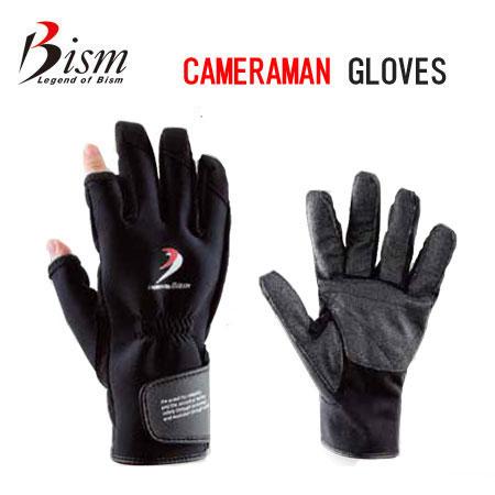 Bism ビーイズム カメラマングローブ CAMERAMAN GLOVES ACG2500 ダイビンググローブ ダイビング 軽器材 3980円以上 送料無料