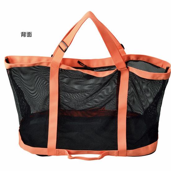 鸥 * cocoloa * 科科拉网格的手提袋 2 GB 7093A GB7093A 潜水玩具设置大型厂家库存检查