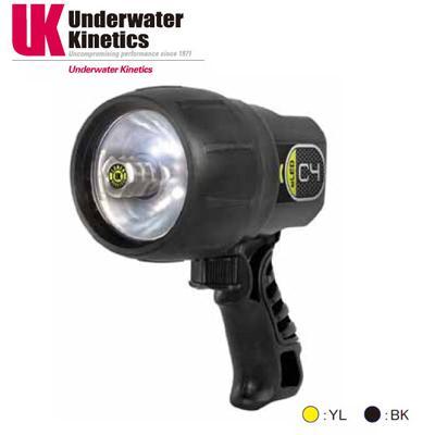 UK  C4eLED L2 ライト ダイビング 水中ライト ルーメンブースターシステム搭載 【乾電池つき】 ●ランキング人気商品●メーカー在庫/納期確認します L2にモデルチェンジしました
