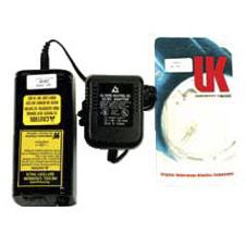 UK C8 用 充電器アップグレード キット  Underwater Kinetics 【送料無料】