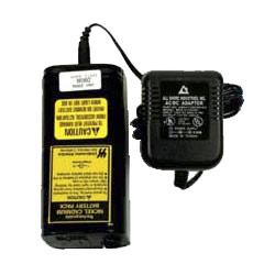 充電器アップグレードキット ライトキャノン100、アクアサン C8ELED用 バッテリー&チャージャーセット