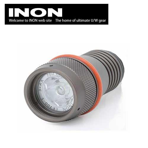LEDライ小型水中ライト イノン(INON)LEDライト LE700-W ライトヘッドユニット ライトパーツのみ メーカー在庫確認します