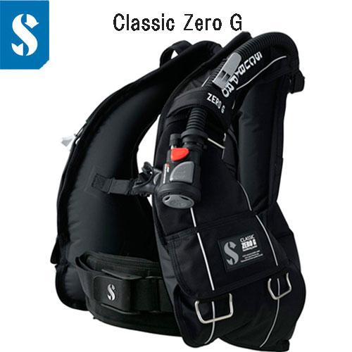 クラシック・ゼロ・G BCD エアー2装備 Classic Zero.G スキューバプロ(Sプロ)【送料無料】