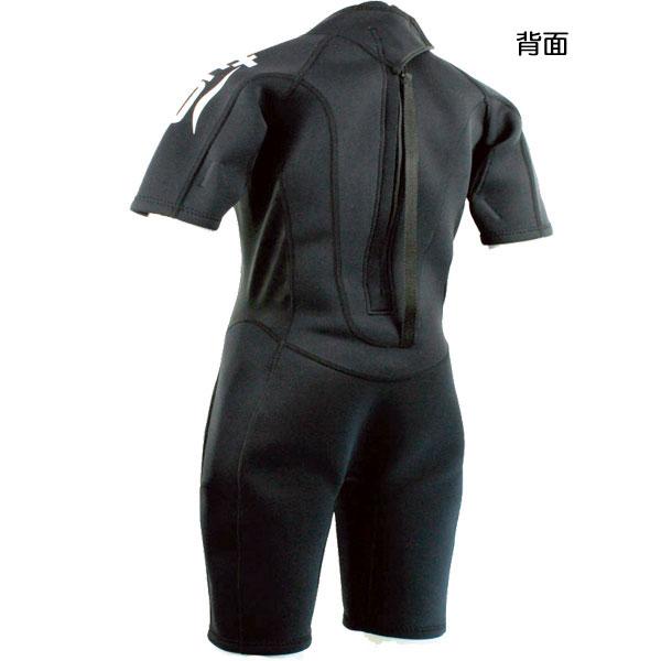 确认冲浪浮潜小孩弹簧晒黑防止伤预防厂商在保温效果父母子女比供TUSA SPORT tsusasupotsu小孩使用的简易潜水服高峰保护在仓库