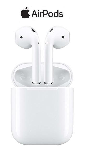 【送料無料】【新品/正規品】Apple AirPods(エアポッズ)MMEF2J/A【アップル純正ワイヤレスイヤホン】(※沖縄県、離島は送料別途500円がかかります)