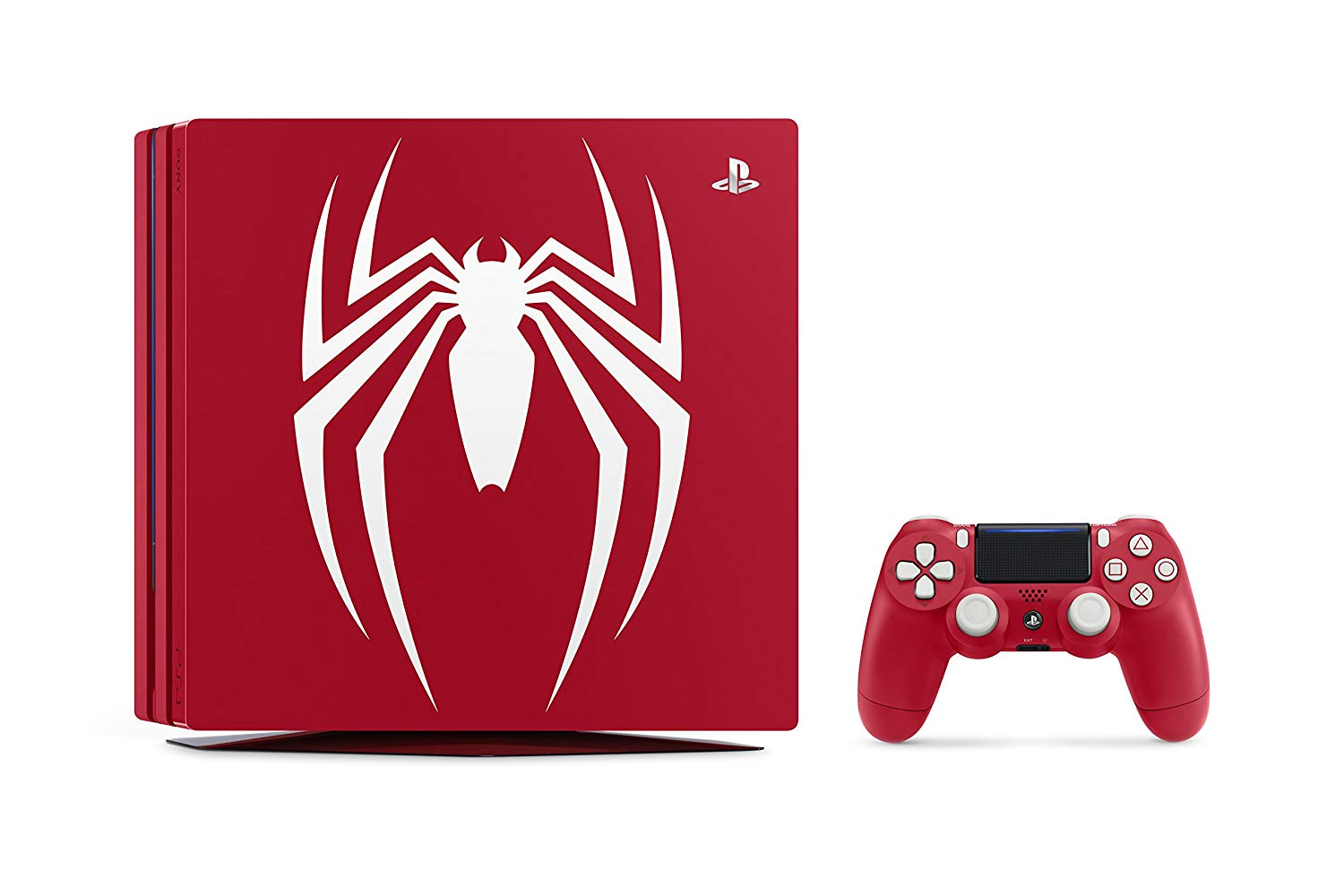 【あす楽】9/7発売★PlayStation 4 Pro Marvel's Spider-Man Limited Edition★CUHJ-10027 スパイダーマン マーベル4948872015677