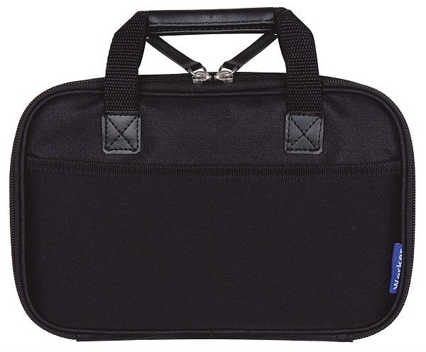 送料無料 ソーイングセット ミササ 期間限定お試し価格 No.638-7 評判 ブラック オープンファスナーバッグ