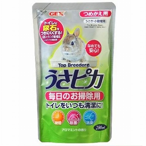 最大350円OFFクーポン 日本未発売 授与 ジェックス うさピカ毎日のお掃除用詰替え280ml