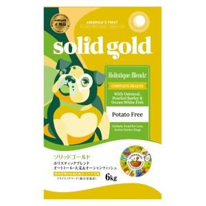 ★★ 最大350円OFFクーポン ★★ソリッドゴールド ホリスティック ブレンド 6kg【正規品】