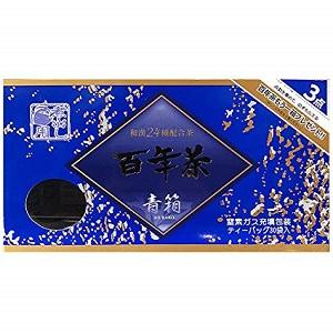 精茶百年本舗 メーカー公式 百年茶 注目ブランド 青箱 7.5g×30包
