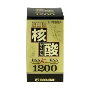 【マルマン】 核酸1200 600粒 (栄養機能食品) 【健康食品】