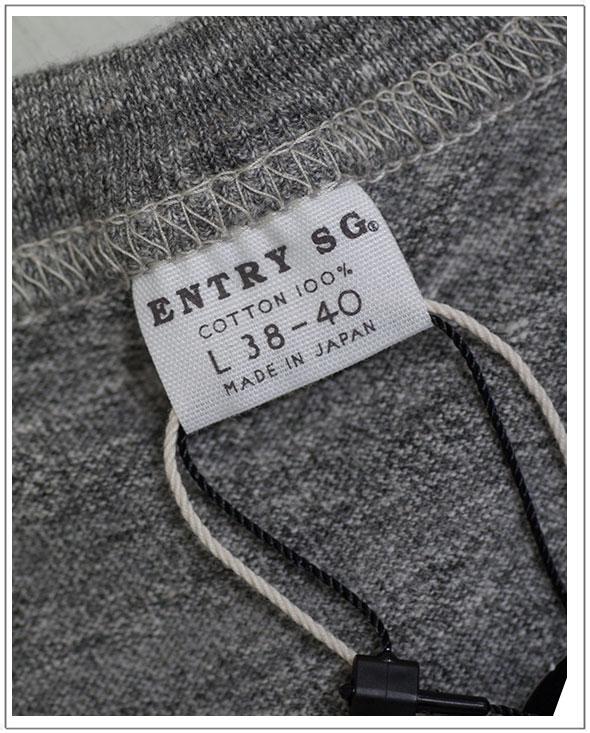 ENTRY SG(报名SG)TIJUANA/缔华纳短袖口袋T恤