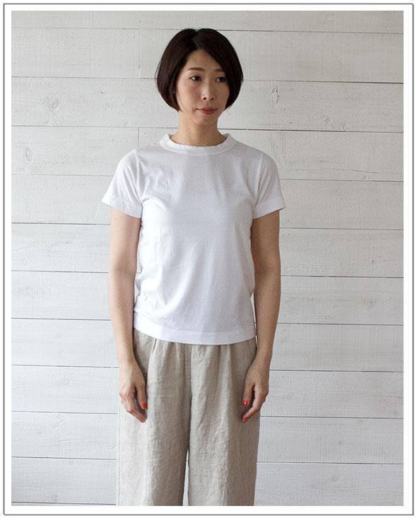 homspun(ホームスパン)半袖Tシャツ-2019