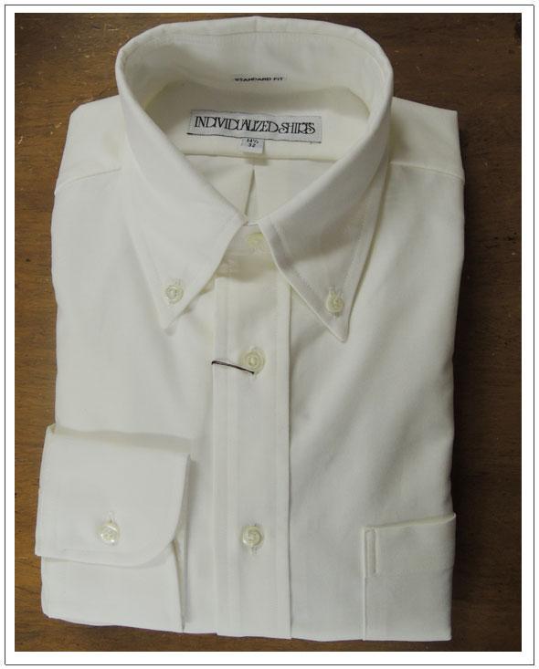 INDIVIDUALIZED SHIRTSインディビジュアライズドシャツレガッタオックスフォードBDシャツ-スタンダードフィット[Men's]