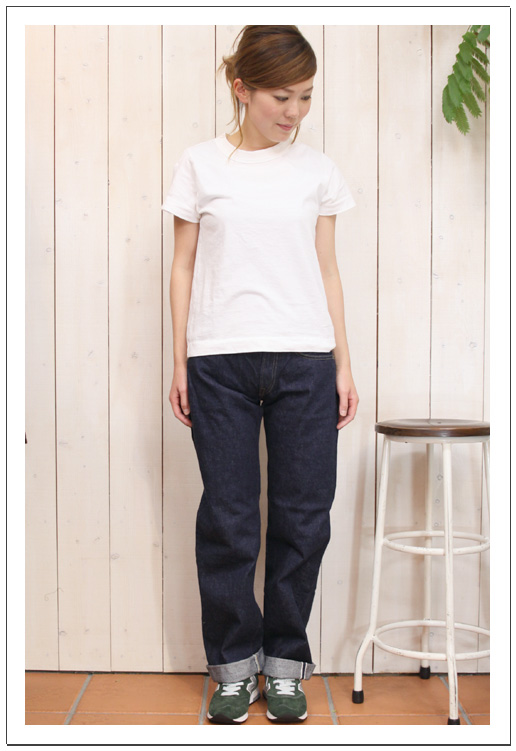 orslow(オアスロウ)ORIGINAL STANDARD 5P ONE WASH[Lady's]