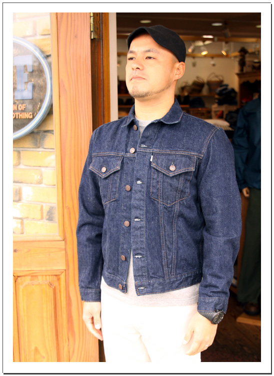 orslow(オアスロウ)60S DENIM JK[Men's]