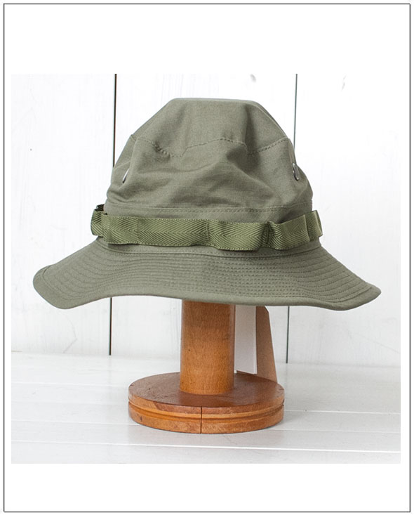 orslow(オアスロウ)US ARMY JUNGLE HAT(UNISEX)ARMY GREEN