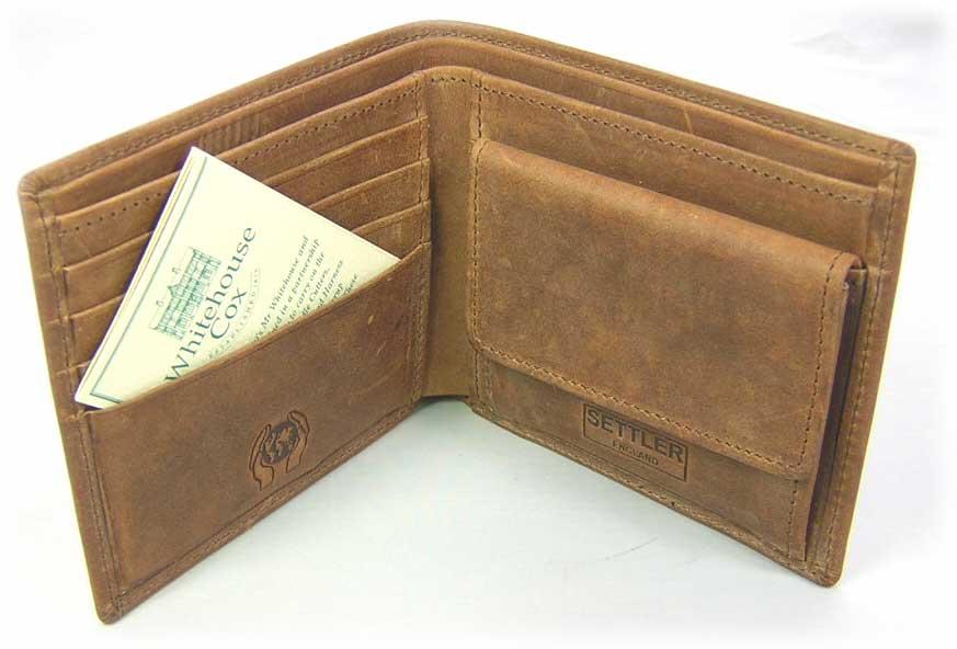 SETTLER(セトラー)Coin Case Wallet
