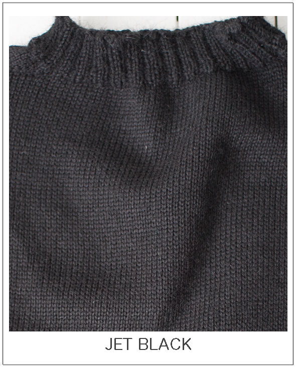 Le Tricoteur (lutrichotulle) TRADITIONAL WOOL GUERNSEY SWEATER Guernsey