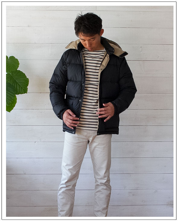 SIERRADESIGNS(シェラデザイン)WHITENEY PARKAダウンパーカー【MEN'S】2018-19秋冬新作 バンブーシュート 別注
