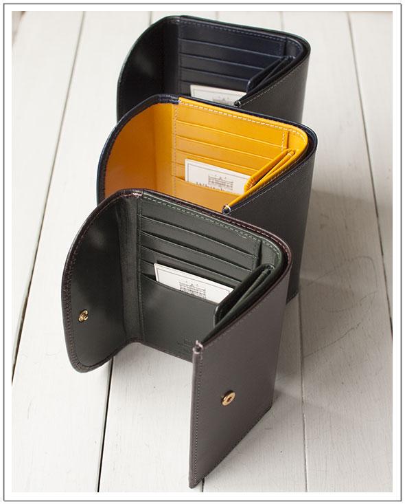 WhitehouseCox(ホワイトハウスコックス)3Fold Purse/Regent Bridle Leather