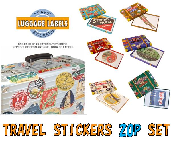 fink s rakuten global market 20 pieces of luggage labels travel