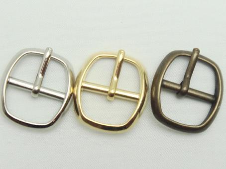 バックル美錠ゴールド 15mm首輪パーツ 贈呈 首輪金具 人気の定番 ストラップ金具 バックル美錠ゴールド15mm 日本製 H18000