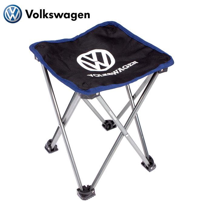 Sensational Watching Volkswagen Aluminum Stool Chair Camping Chair Volks Wagen Outdoor Vwch 9766 Maker Order Cjindustries Chair Design For Home Cjindustriesco