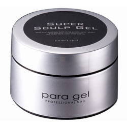 ★para gel(パラジェル) スーパースカルプジェル クリア 25g