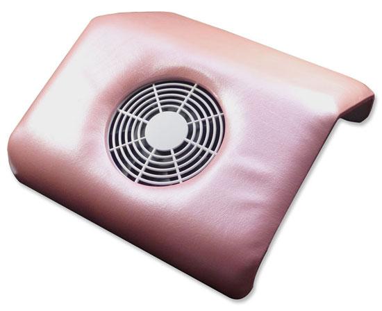 2020 新作 空気中のダストを集める集塵機です ビューティーネイラー 市販 BEAUTY NAILER ネイルダスト コレクター ピンク ラージ DCL-P