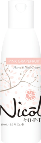 ★OPI (Opie eye) Nicole by Opie eye hand & nail cream 60mL pink grapefruit