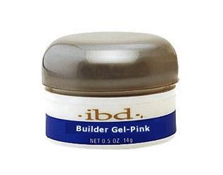 ★【送料無料】ibd(アイビーディー) ビルダージェル 〔2oz〕ピンク