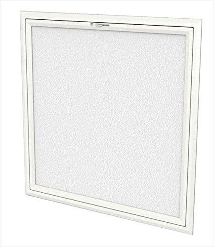 即納送料無料 公式ショップ 壁用点検口 300角 オフホワイト MDFなし WH-300