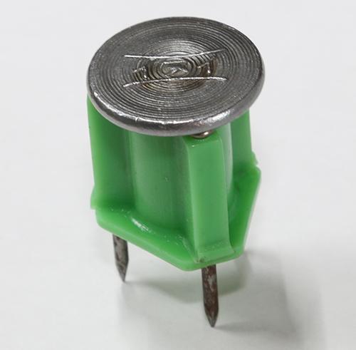 アウトレット品 ボルト吊用 スチールインサート 8 3 大特価!! 緑 40%OFFの激安セール