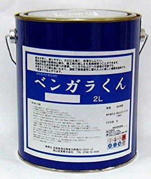 ベンガラくん べんがら3号 別倉庫からの配送 超特価 2リッター