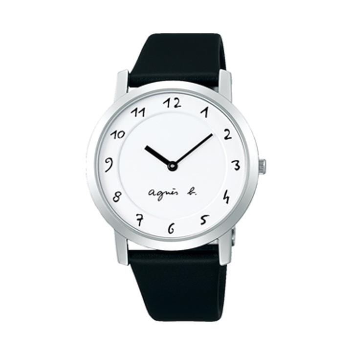 正規品 送料無料 ラッピング無料 アニエスベー 時計 メンズ 買い取り agnes Marcello FCRK986 b. マルチェロ 日本正規代理店品 ペア