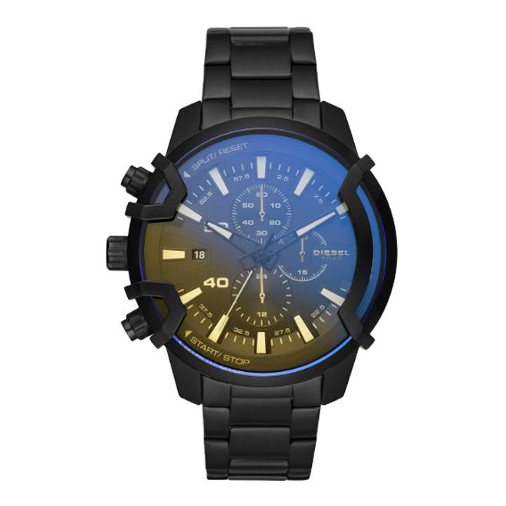 正規品 訳あり 送料無料 ラッピング無料 ディーゼル DIESEL 腕時計 クロノグラフ メンズ 期間限定の激安セール GRIFFED DZ4529 グリフェド