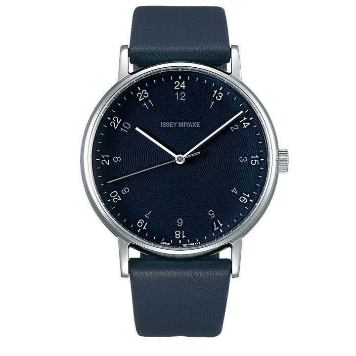 正規品 送料無料 大人気 イッセイミヤケ ISSEY MIYAKE 腕時計 メーカー直送 メンズ 時計 エフ 岩崎一郎デザイン f NYAJ006